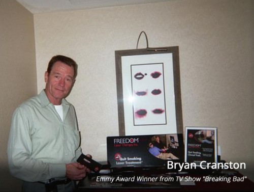 Bryan_Cranston_freedom_laser_therapy